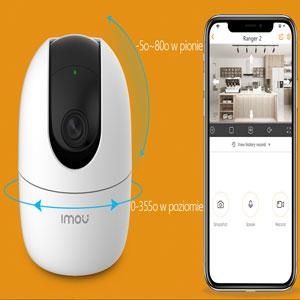 Camera IP Wifi 2.0MP Ranger 2 IPC - A22EP - IMOU - Chính Hãng 100% Bảo Hành 24 Tháng